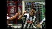 Gran goal di Mesto a San Siro per il vantaggio friulano contro il Milan