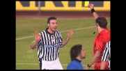 Pasquale atterra Grygera in area e la Juventus conquista un rigore