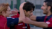 Nene', tre goal contro il Catania per far volare il Cagliari