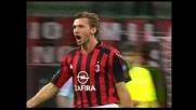 Il goal di Shevchenko apre le marcature con la Lazio