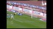 La Lazio trova il momentaneo 1-1 con il Catania con un goal di Pandev