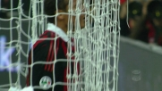Thiago Silva colpisce la traversa dopo un'azione da antologia