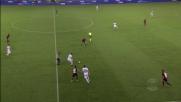 Il calcione di Izzo stende Borriello in Cagliari-Genoa