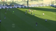 Il goal di Iago Falque porta sul 2-1 il Genoa al Friuli