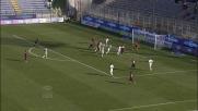 Canini sigla il raddoppio del Cagliari sul Chievo Verona