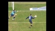 Il Parma scappa con Di Vaio, l'Inter la riprende col goal di Vieri