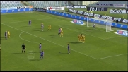 La parata di Handanovic salva l'Udinese sulla punizione di Santana