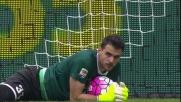 Karnezis para il tiro di Pavoletti e blinda la porta dell'Udinese