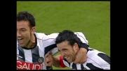 Di Natale firma il goal per la vittoria dell'Udinese al Franchi