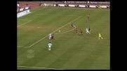 Castellazzi toglie la gioia del goal a Manfredini compiendo una grande parata