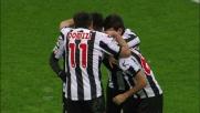 Goal di Pinzi a San Siro contro il Milan