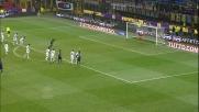 Eto'o pareggia su rigore il match tra Inter e Brescia