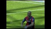 Il goal di Di Vaio apre Genoa-Torino