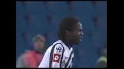 Obodo segna il goal del 3-0: l'Udinese schianta il Cagliari