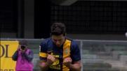 Marquinho stop e tiro: il suo bel goal decreta il raddoppio del Verona