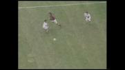 Rui Costa serve Seedorf con un tacco