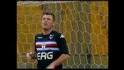 Clamoroso: Cassano sbaglia il goal contro la Lazio a porta vuota