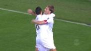 Suso-goal a Empoli: il Milan torna in vantaggio