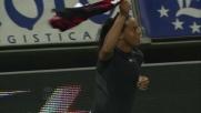 Doppietta di Ronaldinho che stende la Juventus a San Siro