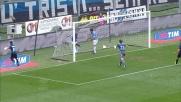 Magistrale intervento sulla linea di Cavanda nel match Atalanta-Lazio