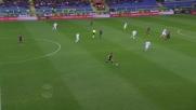 Luca Rigoni segna un goal da tre punti per il Genoa contro l'Empoli