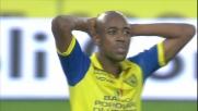 Castellazzi salva l'Inter con una bella parata sul tiro di Constant, poi Fernandes lo grazia