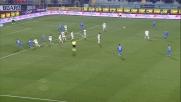 Il tap-in vincente di Maccarone regala all'Empoli il goal del pareggio contro il Milan