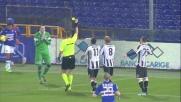 Kelava travolge Eder in area e concede un rigore alla Sampdoria