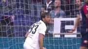 Super Mirante para il bellissimo tiro a giro di Perotti