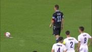 Klose saluta il popolo laziale trasformando un calcio di rigore contro la Fiorentina