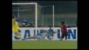 Squizzi in uscita bassa nega il goal a Inzaghi