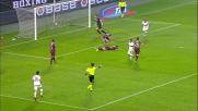 Bacca sfrutta l'assist di Bertolacci e porta avanti il Milan a Torino