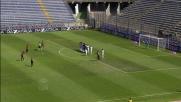La punizione di Conti porta in vantaggio il Cagliari al Sant'Elia