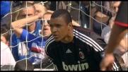Dida non riesce a fermare Cassano e la Sampdoria riprende il Milan