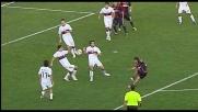 Biava colpisce con la mano, l'arbitro non fa sconti, è rigore
