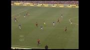 Crespo regala una rabona contro l'Inter