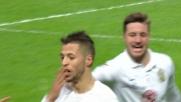 Milan-Verona 2 a 2: Nico Lopez segna un goal in extremis e gela San Siro allo scadere