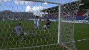 Terzo goal di Victor Ibarbo contro la Sampdoria