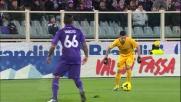 Un meraviglioso goal di Iturbe porta il Verona in vantaggio sulla Fiorentina