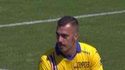 Viviano ipnotizza Candreva e para il calcio di rigore