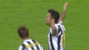 Vucinic goal e la Juventus passa in vantaggio a Cagliari
