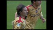Goal di Foggia e il Cagliari passa in vantaggio sulla Sampdoria