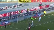Sau apre le marcature nella sfida con il Pescara