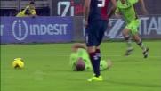 Murru falcia Perez e si merita il cartellino rosso