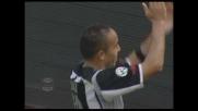 Kharja approfitta del disastro del Bologna e segna il goal del 4-1 del Siena