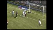 Inzuccata di Capone, il suo goal porta in vantaggio il Cagliari sull'Inter