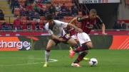 Taarabt supera 3 avversari e semina il panico nella difesa del Livorno