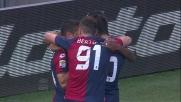 Genoa-Cagliari 2 a 0: Perotti confeziona, Iago Falque conclude in rete