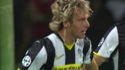 Nedved spaventa la Fiorentina, goal dell'1-0 al Franchi