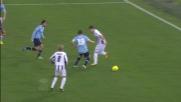 Floro Flores alleggerisce il pressing della Lazio a modo suo